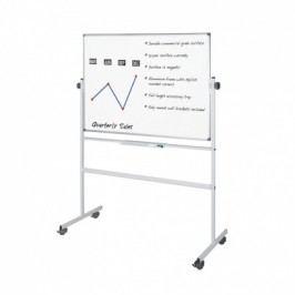 Mobilní oboustranná magnetická tabule, 1200x900 mm