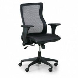 Kancelářská židle Eric MF, černá