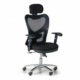 Kancelářská židle Herz, černá