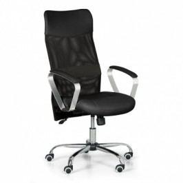 Kancelářská židle Lumio, černá