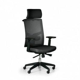 Kancelářská židle NBA, černá