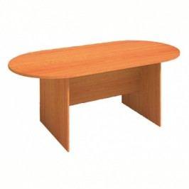 Jednací stůl PRIMO, 1800x900 mm, oválný, buk