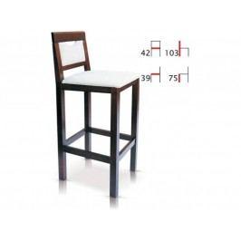 STRAKOŠ D-MARK Barová židle STRAKOŠ DH 34