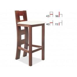 STRAKOŠ D-MARK Barová židle STRAKOŠ DH 39