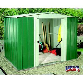 LANIT PLAST, s.r.o. zahradní domek ARROW DRESDEN 86 zelený
