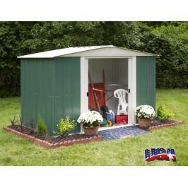 LANIT PLAST, s.r.o. zahradní domek ARROW DRESDEN 106 zelený