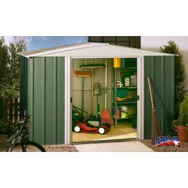 LANIT PLAST, s.r.o. zahradní domek ARROW DRESDEN 1012 zelený