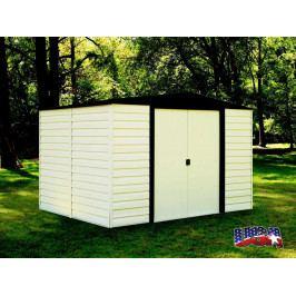LANIT PLAST, s.r.o. zahradní domek ARROW VINYL DALLAS 106