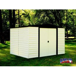 LANIT PLAST, s.r.o. zahradní domek ARROW VINYL DALLAS 108
