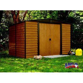 LANIT PLAST, s.r.o. zahradní domek ARROW WOODRIDGE 1012