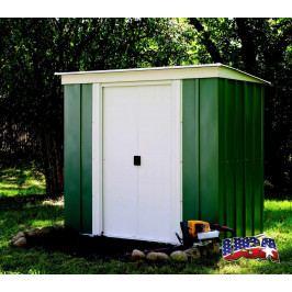 LANIT PLAST, s.r.o. zahradní domek ARROW PT 64 zelený
