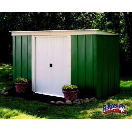 LANIT PLAST, s.r.o. zahradní domek ARROW PT 104 zelený