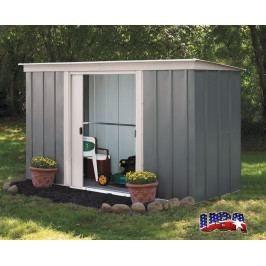 LANIT PLAST, s.r.o. zahradní domek ARROW PT 104 šedý