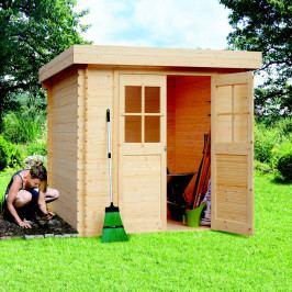 LANIT PLAST, s.r.o. Zahradní domek LANITPLAST ADELA 200 x 200 cm