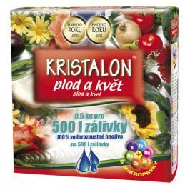 Agro  Hnojivo Agro  Kristalon Plod a květ 0.5 kg