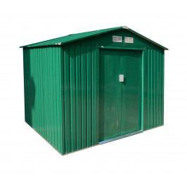G21 Zahradní domek G21 GAH 429 - 251 x 171 cm, zelený