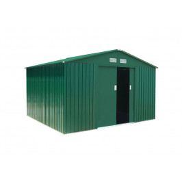 G21 Zahradní domek G21 GAH 905 - 311 x 291 cm, zelený