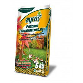 Agro  Hnojivo Agro  Podzimní trávníkové hnojivo 5 kg