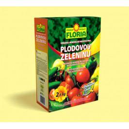 Agro  Hnojivo Agro  Floria OM pro plodovou zeleninu 2,5 kg