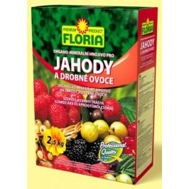 Agro  Hnojivo Agro  Floria OM pro jahody a ovoce 2,5 kg
