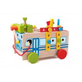 Woody Hračka Woody Montážní autobus s nářadím