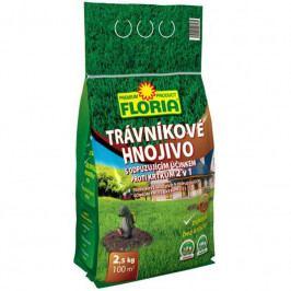 Agro  Hnojivo Agro  Floria trávníkové s odpuzujícím účinkem proti krtkům 7.5 kg