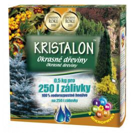 Agro  Hnojivo Agro  Kristalon Pro okrasné dřeviny 0.5 kg