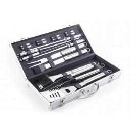 G21 Grilovací nářadí G21 sada 17 ks, hliníkový kufr