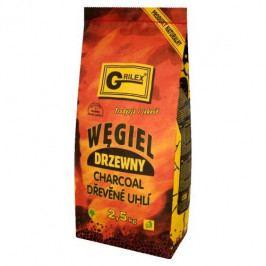 OEM Dřevěné uhlí na gril 2,5 kg