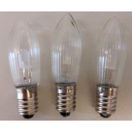 Ostatní Žárovka pro svícen 34V čirá