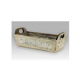 Autronic Truhlík dřevěný, vč.igelitové vložky