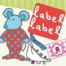 Label-Label Label-Label Stars Car seat toy - Závěsná hračka k autosedačce 15159-Blue/Green