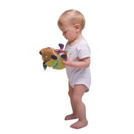 O-OOPS O-OOPS Best Friend - Multifunkční hračka 15441-Bear Chocolat au Lait - Medvěd