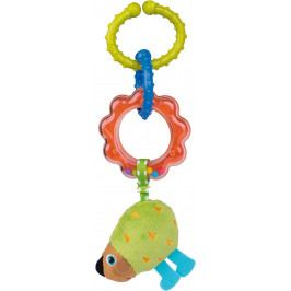 O-OOPS O-OOPS Easy-Rings Friends! - Závěsná hračka 15541-Hedgehog Pic - Ježek