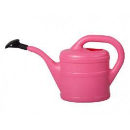 OEM Konev s růžicí plastová růžová 1 l