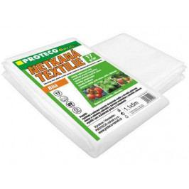 Proteco textilie netkaná  1.1 x 5 m  bílá 17g/m2
