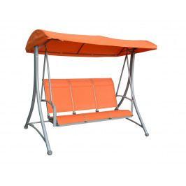 Rojaplast HOLLYWOOD houpačka - oranžová