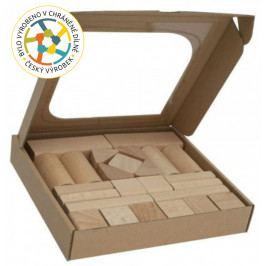 Marimex Kostky dřevěné - 25ks - T-Wood