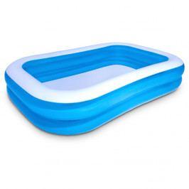 TVPRODUCTS Bazén obdélníkový 201 x 150 x 51 cm modrobílý samostatně
