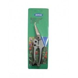 Vinařské nůžky poloprofi 180 mm, úhlené ostří (72901)