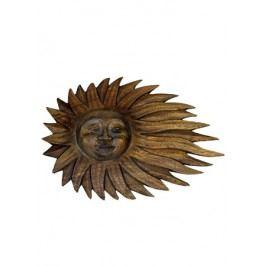 Dřevořezba - Slunce