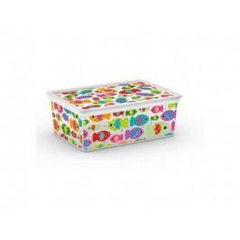 KIS Úložný C box Style Tender Zoo S 10,5 litrů