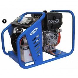 Elektrocentrála 7 kW, diesel (61986)