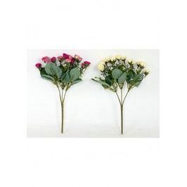 Květina umělá - puget růžiček