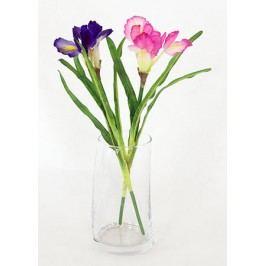 Umělá květina - iris.
