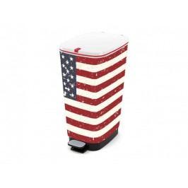 KIS KIS Chic Bin L koš na odpad 60 L, American Flag