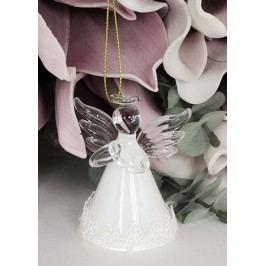 Andělíček skleněný