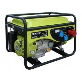 421060 Elektrocentrála benzínová 13HP, 6,0kW (400V)/2,2kW (230V)