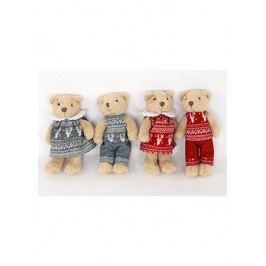 Medvídek, textilní dekorace