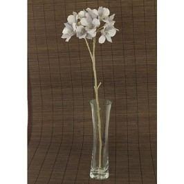 Alstromerie umělá květina, staro-fialová glitrovaná